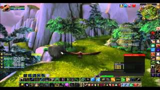 World of warcraft fast farming of (green tea leaf and golden lotus) #1