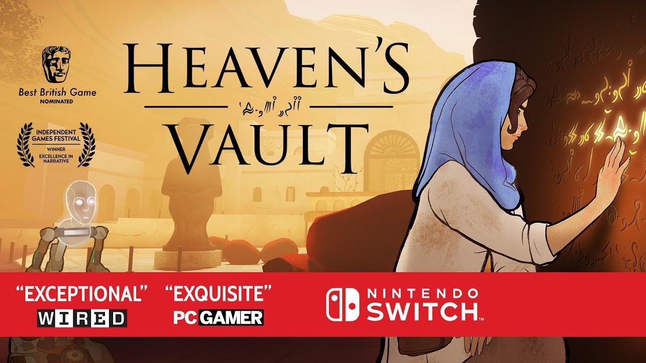 Heaven's Vault Switch