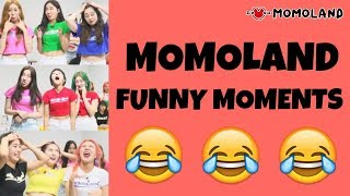 TRY NOT TO LAUGH/SMILE TO MOMOLAND