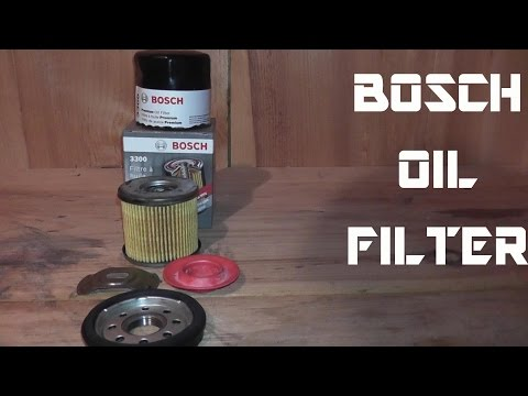 Bosch Premium Oil Filter Review