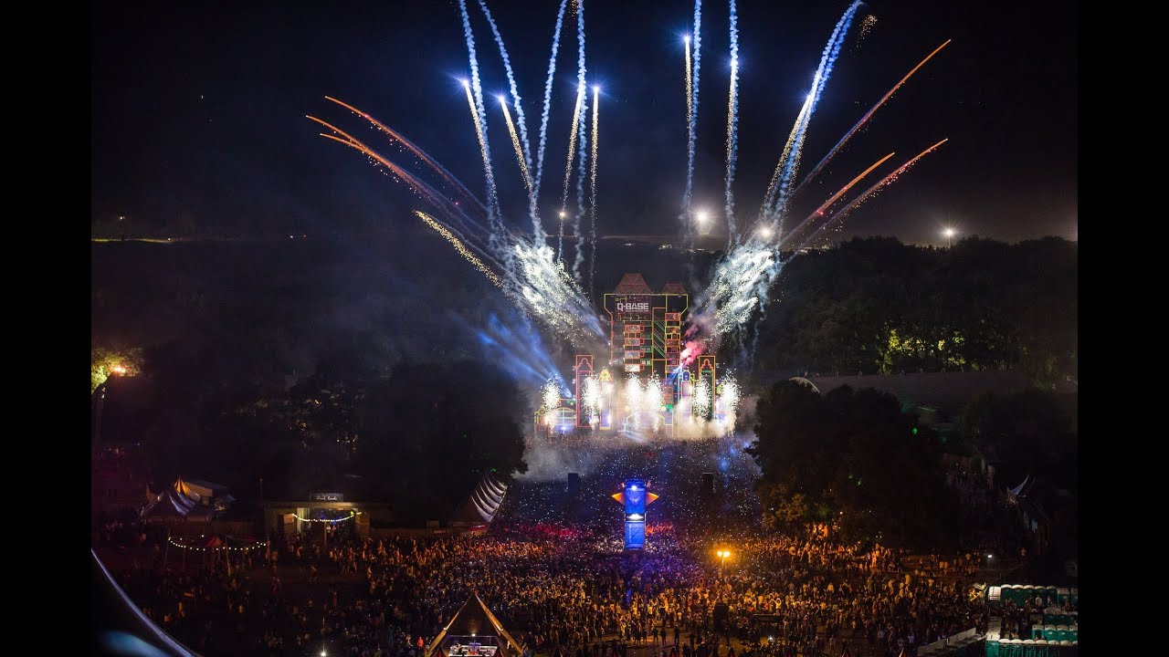 Q-BASE 2013   Official Q-dance Aftermovie - YouTube