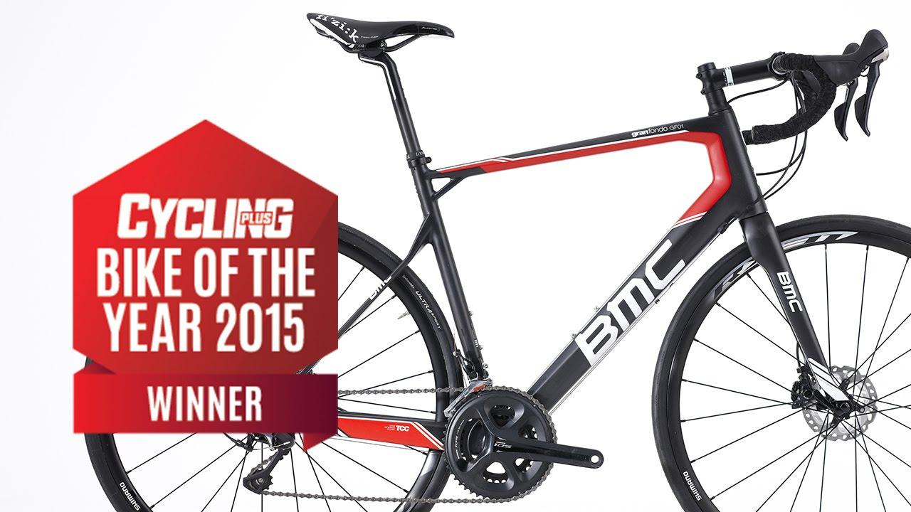 0302ece07db BMC Granfondo GF01 Disc 105 - Bike of the Year 2015 Winner - YouTube