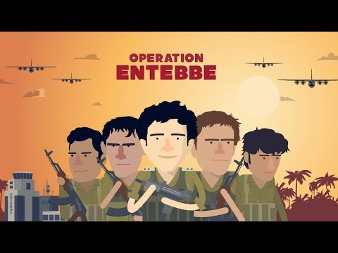 Operation Entebbe - In Animation