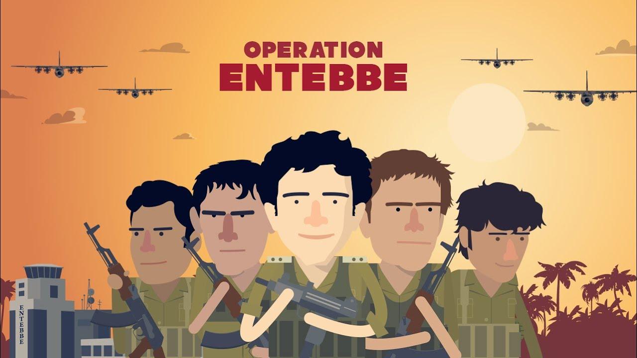 Operation Entebbe - In Animation | Doovi