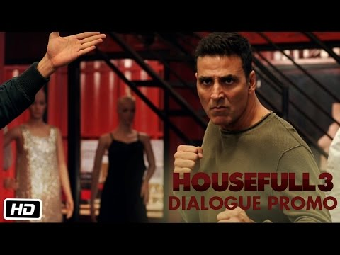 Meet the Khiladiyon ka Khiladi Akshay Kumar | Housefull3 | Dialogue Promo