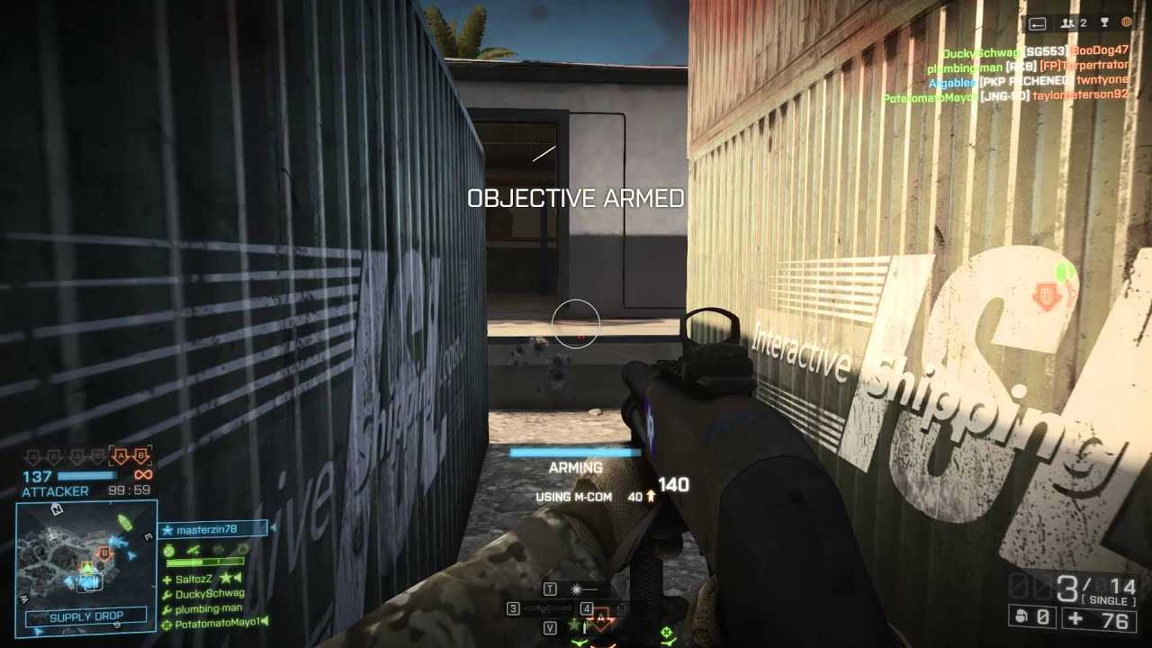 Battlefield 4: Podcast - Can FPS Evolve & Battlefield Police! (Battlefield  4 Multiplayer)