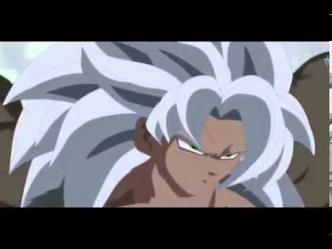 Dragonball Absalon 3 Goku Vs Lord Erion