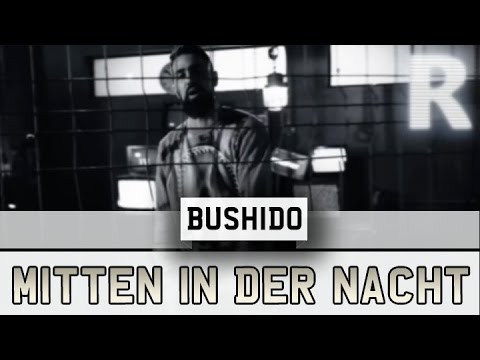 Bushido - Mitten in der Nacht [Instrumental Remake] {HD}