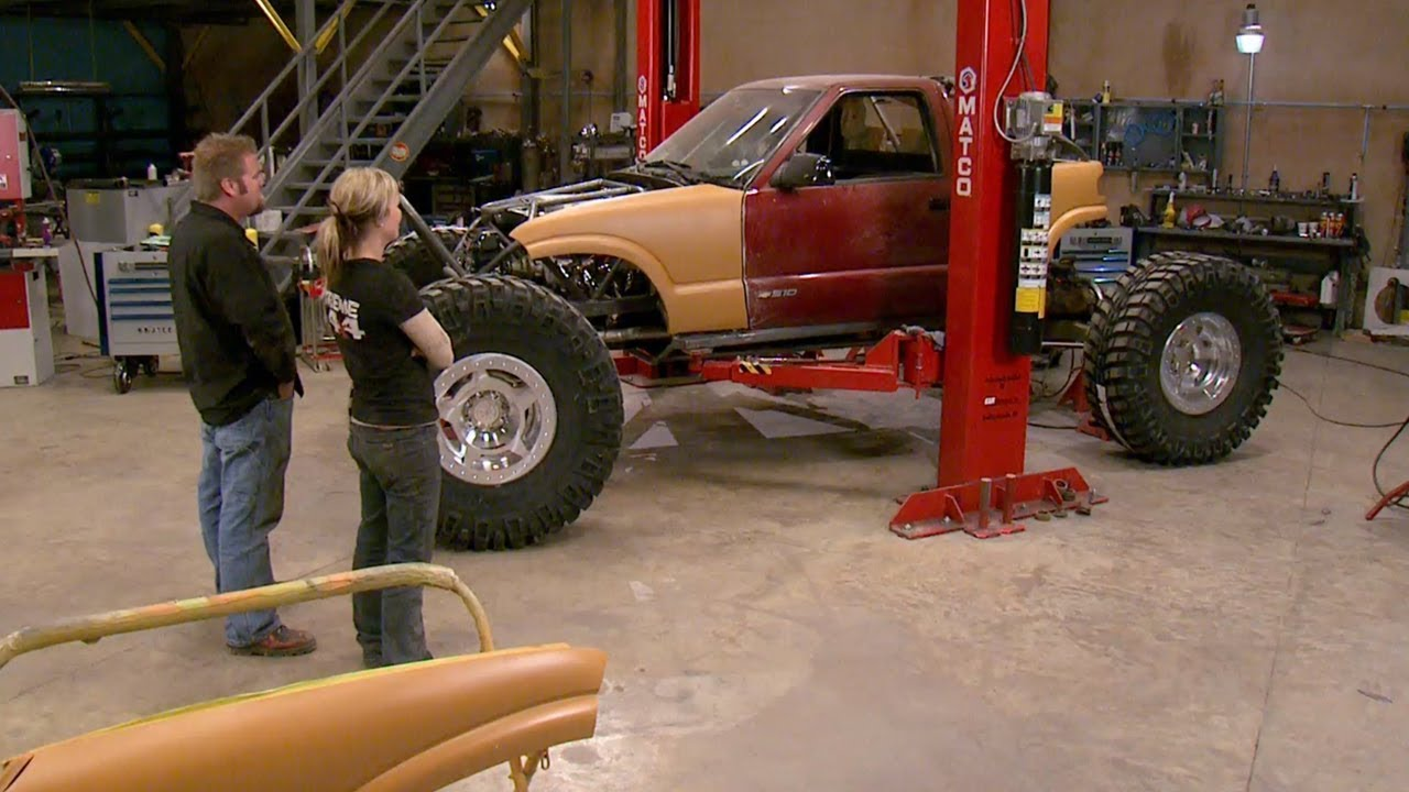 Download '94 Chevy S10 Truggy Part II - Xtreme 4x4 S4, E5