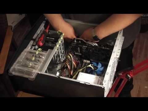 видео: Собираем новый компьютер
