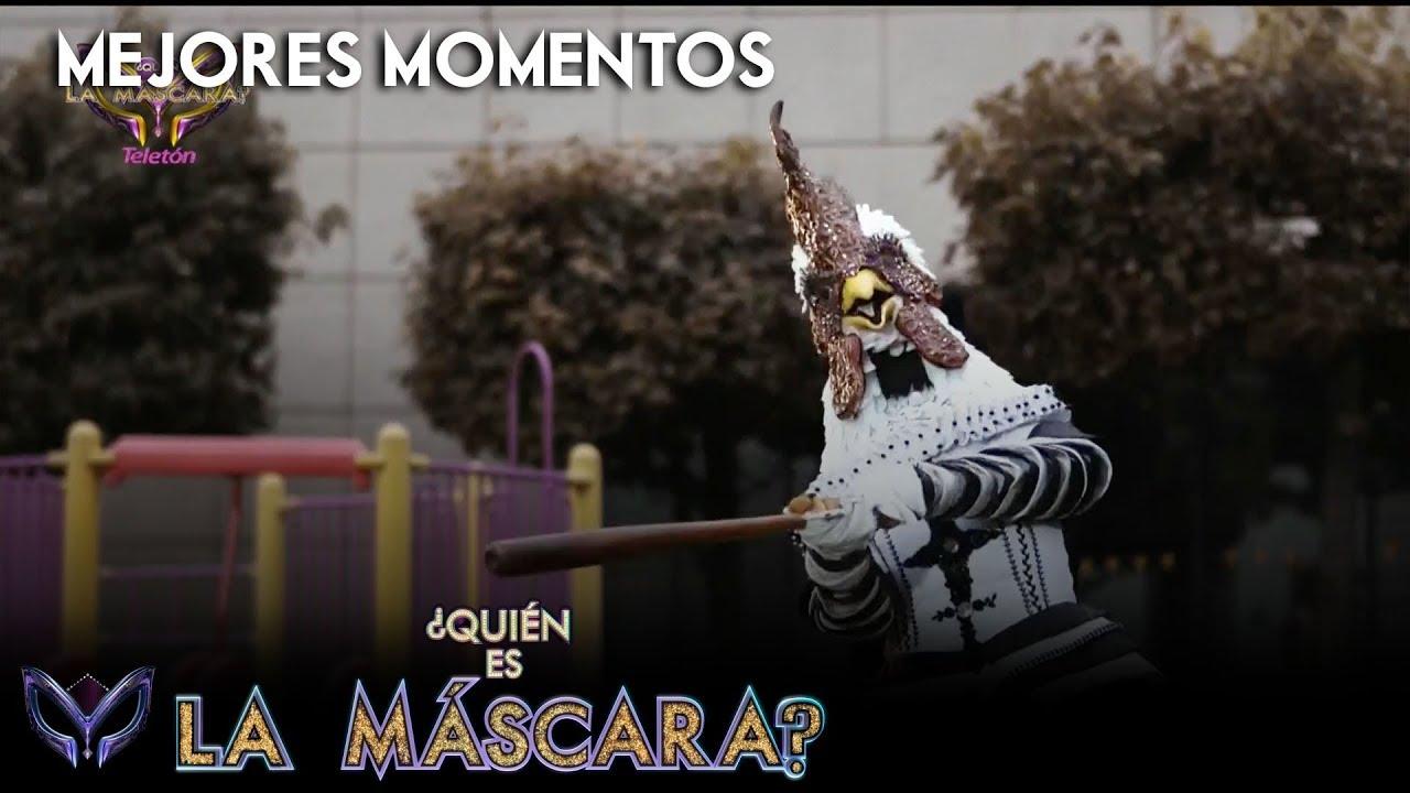 ¿'Gallo' es hijo de Eugenio Derbez? | ¿Quién es la Máscara? Teletón 2019