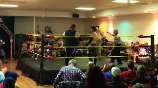 Jon Jon Tavious vs Clay Wilson vs Elian Habanero vs Steve Brown