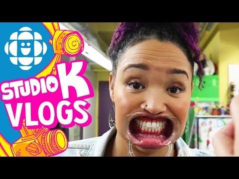 Studio K Vlogs: Funniest Moments | CBC Kids