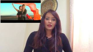 moroccan reacts to gerua shah rukh khan kajol dilwale
