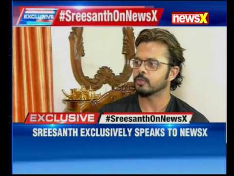 Cricketers had no 'guts' to speak for me, I miss the game: S Sreesanth to NewsX