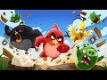 Angry Birds - Fly & Destroy! Fun Entertainment game for children from Kinder Magic | Free