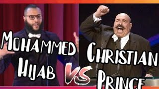 Mohammed Hijab reacts to Christian P