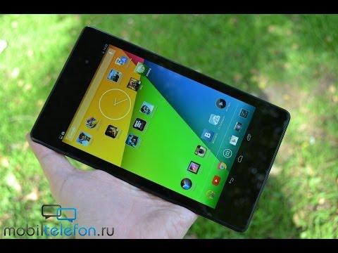 Обзор Nexus 7 2013 от Google и ASUS: лучший 7' планшет на Android