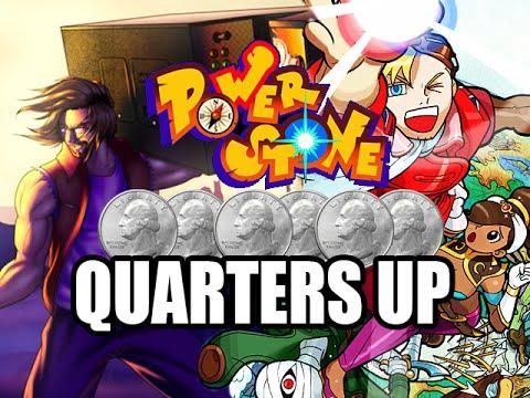 QUARTERS UP! Powerstone & Mini Boss Rage (Episode 3)