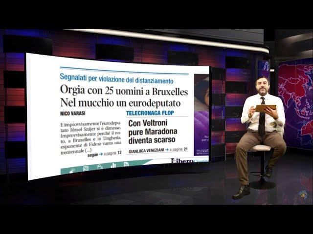 Rassegna Stampa 2 dicembre a cura di Matteo Torrioli