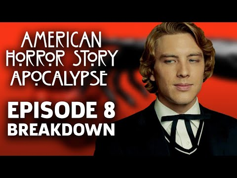 "AHS: Apocalypse Season 8 Episode 8 ""Sojourn"" Breakdown!"