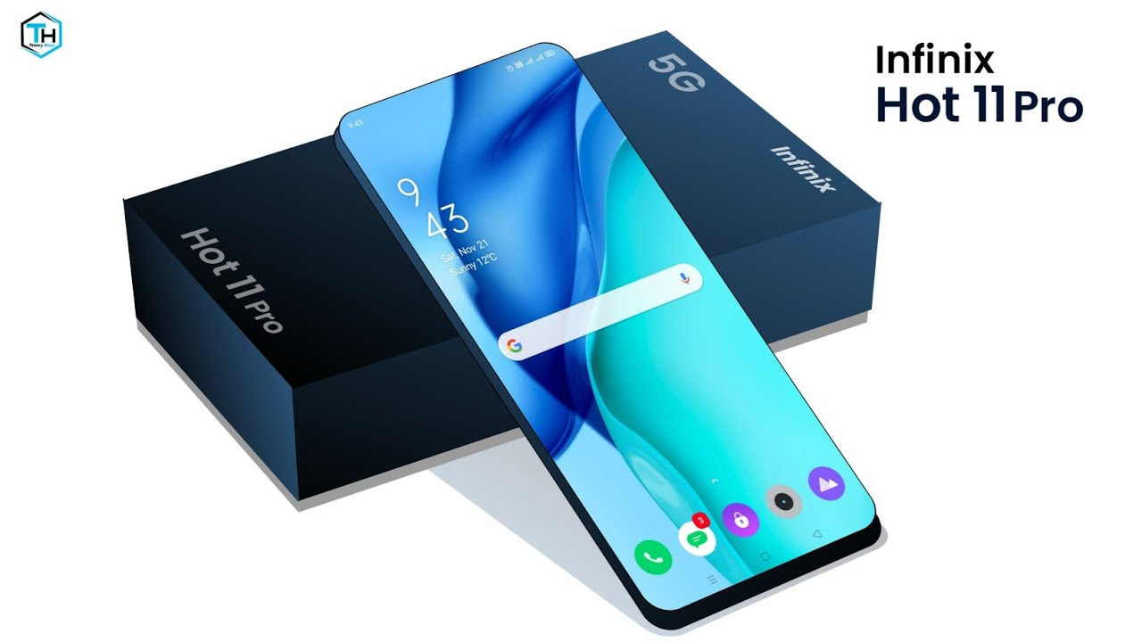 Infinix Hot 11 Pro 5G with 10GB RAM, Price and Specifications