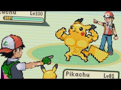 ASH vs. ROT (Pokemon Parodie deutsch)