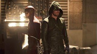 Flash VS Arrow Crossover Trailer Has Arrived