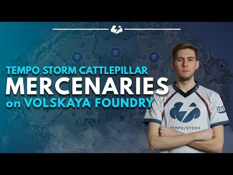 The importance of mercenaries on Volskaya Foundry and how to use them – Heroes of the Storm