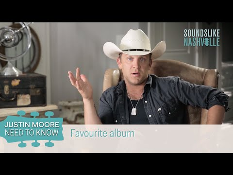 Justin Moore: 5 Things You Need To Know