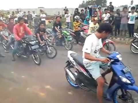 Mio drag tunned by boll speed.mp4