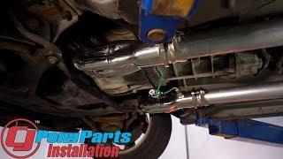 Mustang Install: BBK Long Tube Headers & Off-Road X-Pipe for 1996-2004 Mustangs