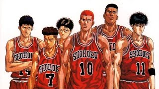 From TV Animation Slamdunk 2 : Shohoku V.S. Ryonan