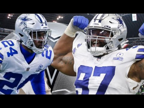 Dallas Cowboys Big Injury Absence For Cowboys' Defense + Everson Griffen More 3-Point Stance
