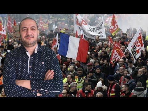 آش واقع في فرنسا و علاقته بأحداث العالم + اعتد.اء البوليساريو على مغاربة في باريس