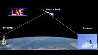 Live Meteors Live Stream