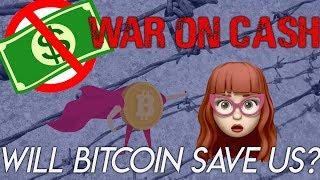 Australia Bans Cash Transactions over $10k, Bitcoin exempt!