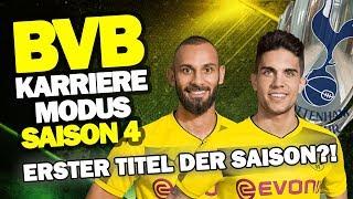 Erster Titel Der Saison? - Weitere Abgänge! ♕ FIFA 17 Karrieremodus BVB S4 Road To FIFA 18 #3