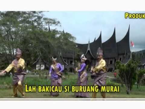 Mak Ciwel Gamad Ody Malik - Bacarai Kasiah Lagu Minang