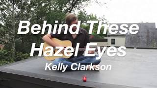 Behind These Hazel Eyes (cover)