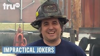 Video Impractical Jokers - The Fire Academy (Punishment) | truTV download MP3, 3GP, MP4, WEBM, AVI, FLV Juni 2018