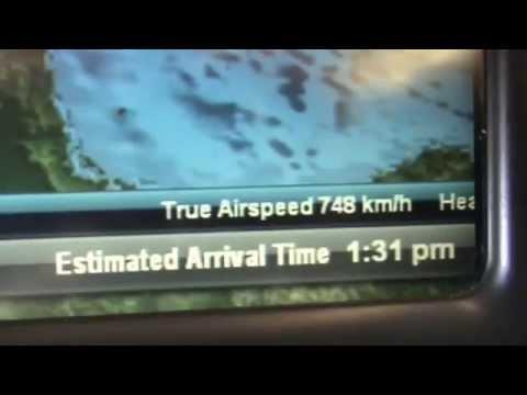 Auckland to Niue: 08/02/14 [clip 1]