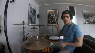 The Weeknd - In Your Eyes (Drum Cover)