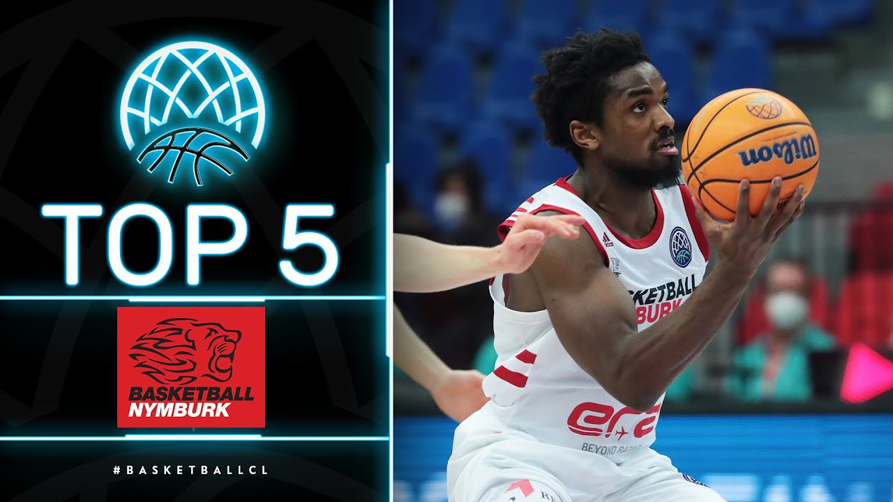 Top 5 Plays | ERA Nymburk | Basketball Champions League 2020/21