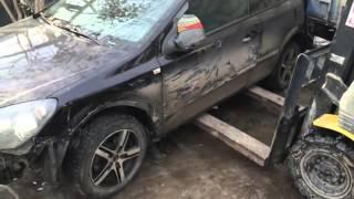 В Саратове фура протаранила четыре автомобиля