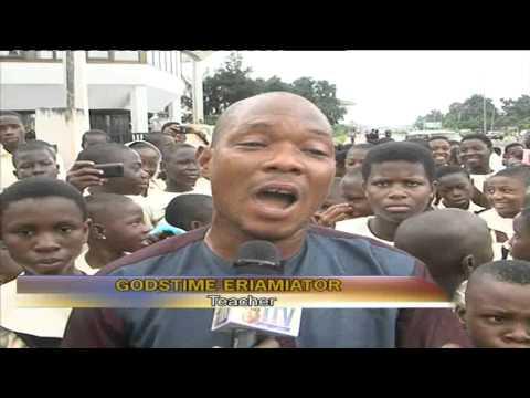 School teacher kidnapped in Benin City