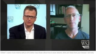 Scott Adams on System Approach versus Goals Business Strategy