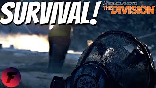 SURVIVAL! - The Division: Survival | Solo Gameplay