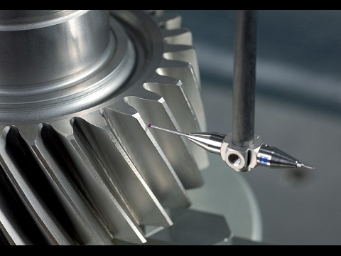 Máy đo biên dạng bánh răng Máy đo bánh răng