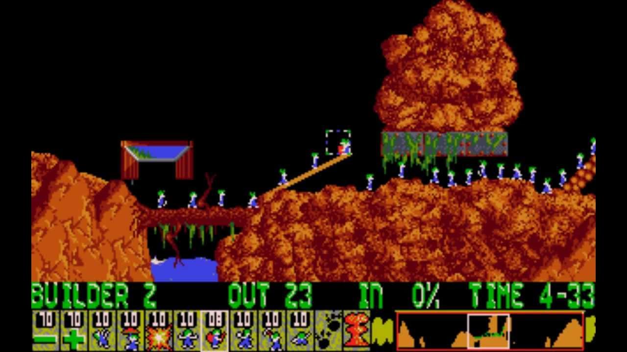 Lemming Game Online